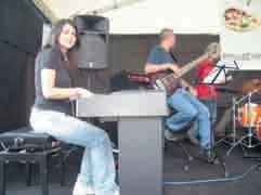 Labinska pijanistica Dina Rizvić pokupila ovacije na slovenskom festivalu Jazz kamp Kranj