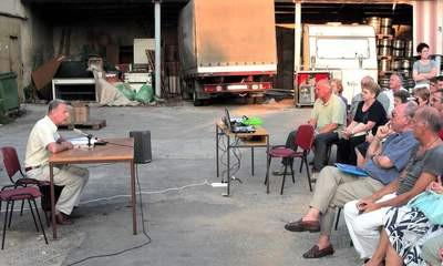Tribina: I studija utjecaja na okoliš protiv Rockwoola