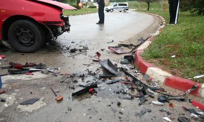 Proteklog vikenda na području Labina pet prometnih nesreća