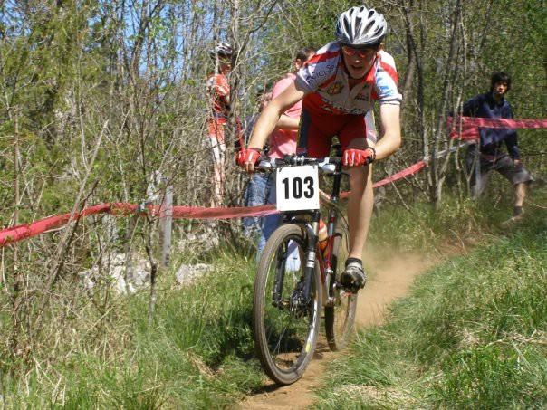 Marko Bulić treći na Alpe Adria Kupu u brdskom biciklizmu u Tarvisiju