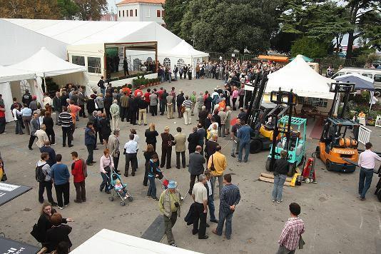 Obrtnici i poduzetnici sa područja Labinštine na 1. Barbanskom obrtničkom sajmu