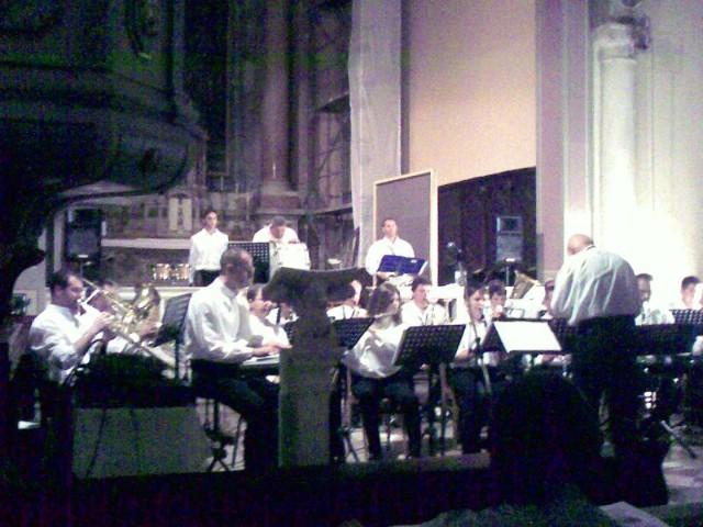 Koncertom  Gradskog orkestra  zatvoreno labinsko Klasično ljeto