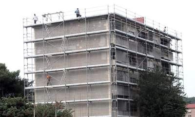 Labin: Sve više obnovljenih fasada