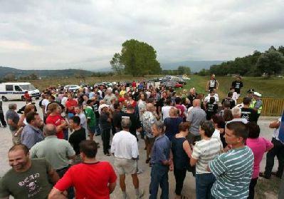 Općina Pićan šalje sumnjive uzorke na analizu  i  upućuje prosvjedne note Rockwoolu i MUP-u