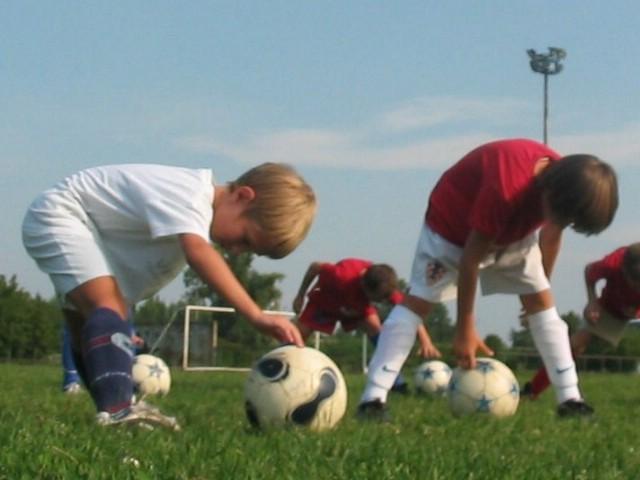 Počela škola nogometa NK Rudar