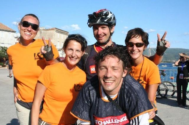 Međunarodna pustolovna utrka Kvarner Istra Challenge: Ekipa Albe u sastavu Alen Paliska i Dejan Jakac ostvarila sjajan rezultat