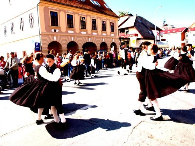 KUD Ivan Fonović Zlatela iz Kršana gostovalo u Vinkovcima (Galerija fotografija)