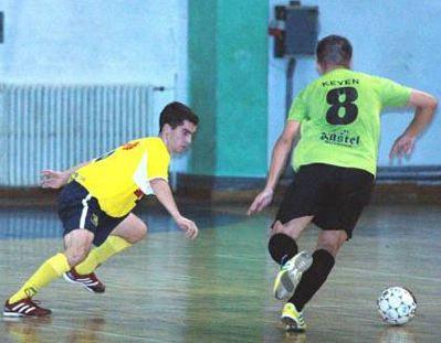 Malonogometaši Potpićna 98 remizirali s prvakom Slovenije