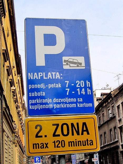Kazne za parking ne moraju se platiti!