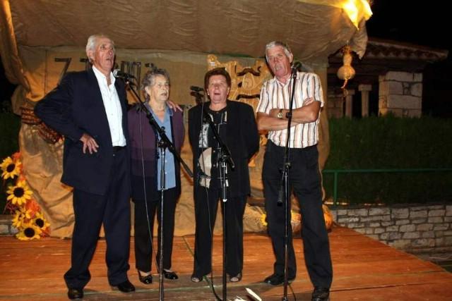 najstariji pjevač 86-godišnji Emilio Milevoj iz Labina: ''Daj mi mala ca si mi obećala''