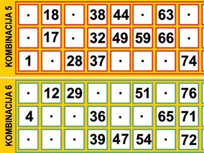 Bingo 36 od 230.646,24 kune odlazi u Labin!
