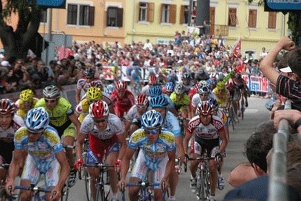 Labin i Rabac domaćini jubilarne 50. Međunarodne biciklističke utrke  «KROZ ISTRU 2009.»,