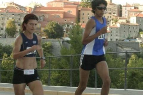 Barbara Belušić vice-prvakinja Hrvatske na 15. Varaždinskom polumaratonu