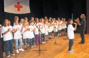 Labinski Minikantanti nastupili na humanitarnom koncertu u Bujama
