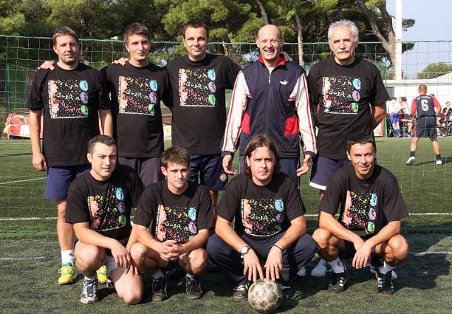 Labinska policija najbolja u malom nogometu u Istri