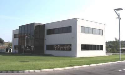 Poslovna zona Vinež: Nova zgrada Systec Automatizacije