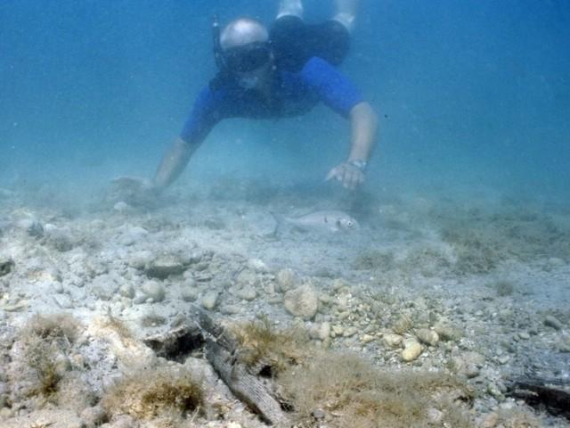 Kod Cresa pronađena olupina rimskog broda starog 2 tisuće godina