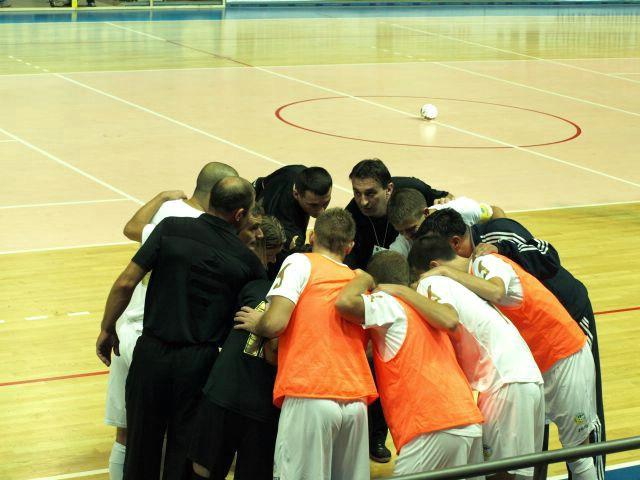 UEFA Futsal Cup: LIVE prijenos od 15:00 na LC Labin.com-u MNK Potpićan 98 (HR) - MFK Azar (AZR) 4:4 / (Omonia-Kolubara 3:7 - Potpićanci u Elite Round Europe! (Galerija  fotografija)