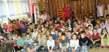 Povodom dječjeg tjedna zamjenica gradonačelnika i Pročelnik za društvene djelatnosti obišli vrtiće