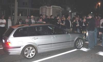 Prosvjed protiv Rockwoola: prelaženjem pješačkog prijelaza blokirali prometnicu Labin – Pazin