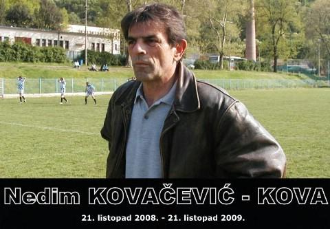 1. Memorijalni nogometni turnir - Nedim KOVAČEVIĆ KOVA