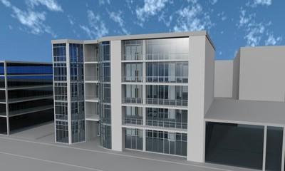 Labinska građevinska tvrtka De Conte d.o.o gradi novu zgradu Glasa Istre