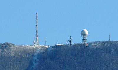 I u Parku prirode Učka antenski stupovi - izmjene i dopune Prostornog plana Istarske županije na javno uvidu i u Labinu