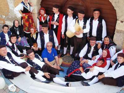 """RKUD """"Rudar"""" na 16. susret hrvatskih folklornih ansambala  u Čakovcu"""