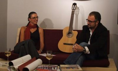 """Bruno Krajcar  zapjevao Roberti Razzi """"Va Labine by night"""""""