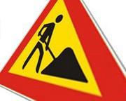 Obavijest: Zbog radova na cesti zatvara se za sav promet prometnica od INE  do Štrmca - obilazno preko Vineža