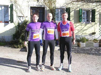 5.  Istarska zimska liga u trčanju - 2. kolo u Labinu