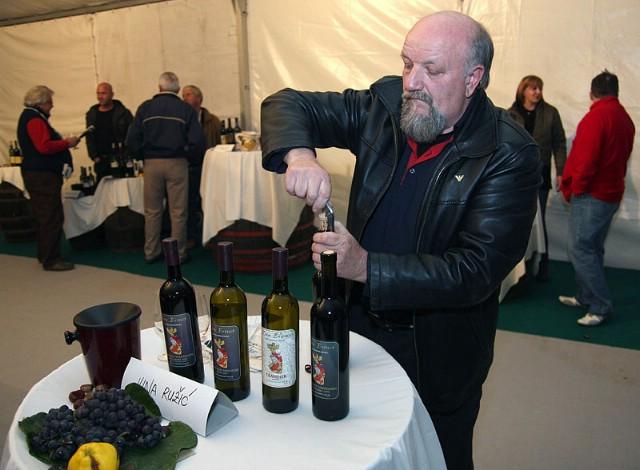 Na fešti mladog vina u Savičenti vinari i sa područja Labinštine