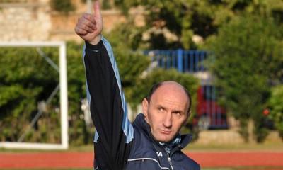 Valdi Šumberac, trener NK Istra 1961: Ostajem čvrsto na zemlji