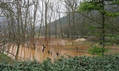 Upozorenje: u Labinu kiša zamutila izvore - pojedina naselja sa mutnom vodom, nema obveze prokuhavanja
