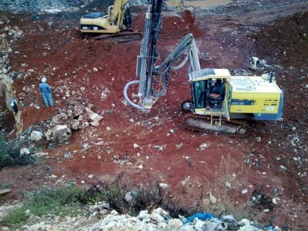 Nastavljaju se radovi na sanaciji komunalnog odlagališta Cere