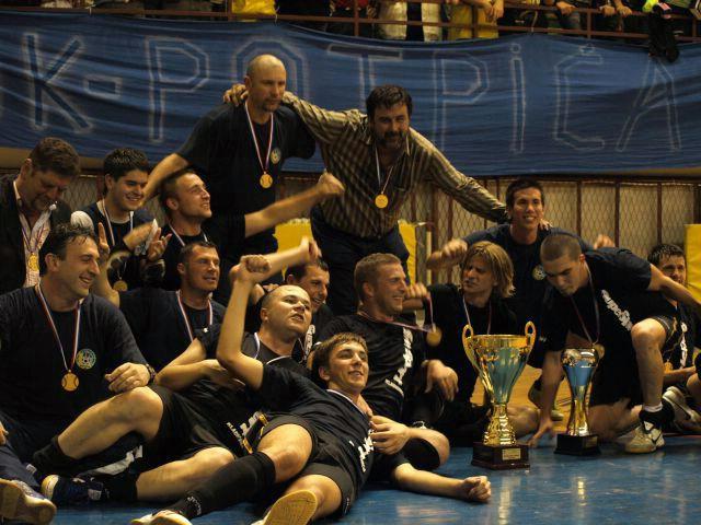 Elite Round Uefa malonogometne lige prvaka: MNK Potpićan 98 ABS s puno optimizma kreće u srijedu u Potrugal - izravne prijenose pratite na LabinSportu
