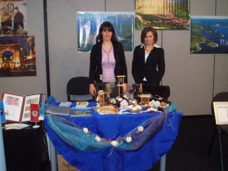 Labinski srednjoškolci na Exposcuoli 2009. u Padovi
