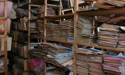 Arhiva istarskih ugljenokopa: kova je spašena