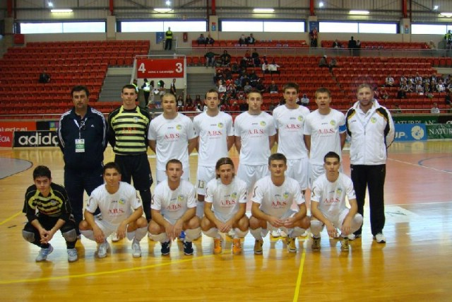 LIVE prijenos iz Portugala: UEFA Futsal cup:  VIZ Sinara (RUS) - MNK Potpican 98 (CRO) 2:0 (0:0) - Galerija fotografija