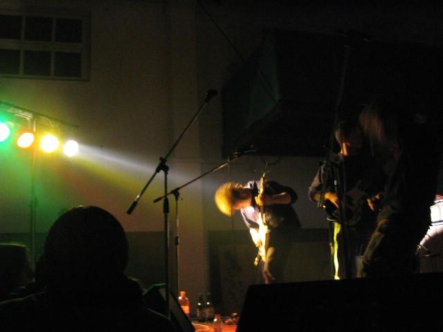 ODRŽAN PRVI METAL FESTIVAL U LAMPARNI