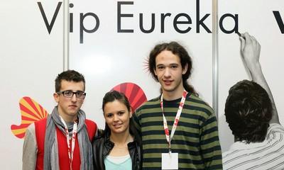 """VIP Eureka 2009: Mario Gigović s radom """"Ekstrakcija mikrovalovima"""" drugi na ovogodišnjoj smotri znanstvenog stvaralaštva"""