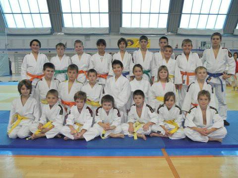 Međužupanijski judo kup - Kostrena 2009. - Erik Škabić prvi u svojoj kategoriji