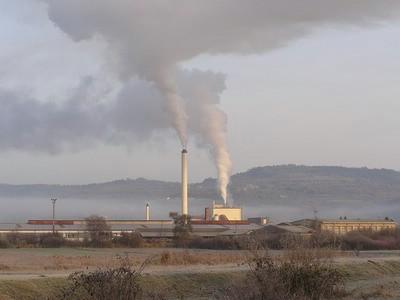 Raška dolina danas (20.11.2007.)- inspekcija zaštite okoliša u Rockwoolu
