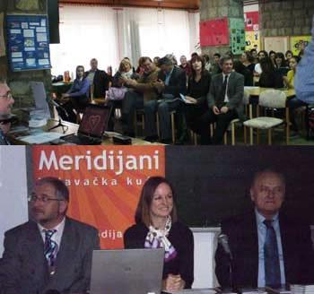 """U Labinu predstavljen 139 br. časopisa """"Meridijani"""""""