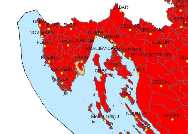 Općina Raša gotovo jedina u Hrvatskoj u kojoj je Prostorni plan uređenja tek u fazi javne rasprave