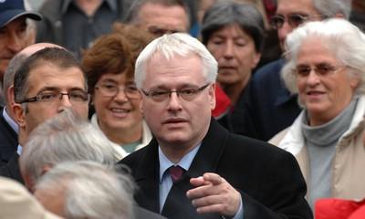 Predsjednički kandidat Ivo Josipović večeras u Labinu
