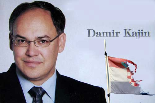 """Adrijano Kiršić započinje """"akciju Kajin"""" - borba za građansko poštenje IDS-ovca Damira Kajina"""