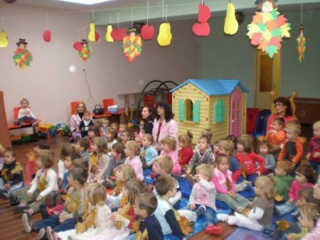 """Godišnji plan i program rada Dječjeg vrtića """"Pjerina Verbanc"""""""