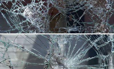 Tunel Učka: Cerada razbila staklo autobusa i lakše ozlijedila vozača