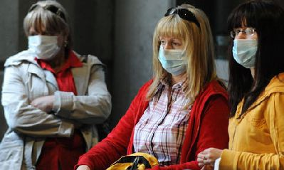Labin drugi u Istri sa 53 oboljelih od svinjske gripe